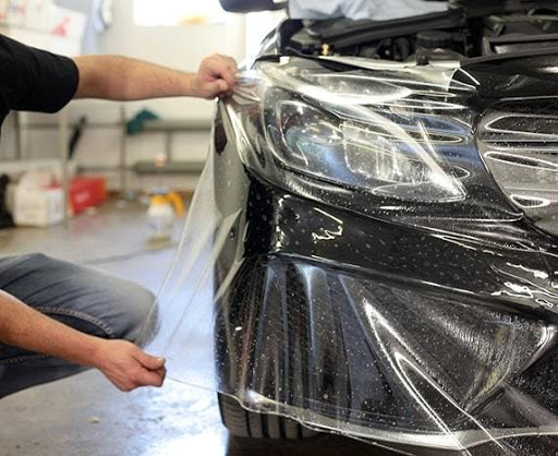 Фото процесса бронирования автомобиля